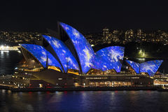 Sydney vif image libre de droits