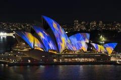 Sydney vif photographie stock