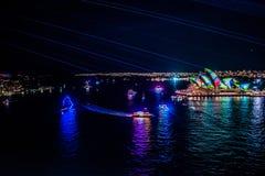 Sydney viva fotografía de archivo libre de regalías