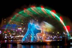 Sydney viva Imagen de archivo