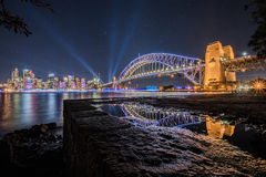 Sydney viva 2016 Fotografie Stock Libere da Diritti