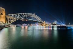 Sydney viva 2016 Immagine Stock
