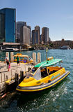 Sydney water taxi Royalty Free Stock Photography