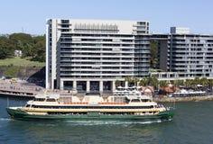 Sydney Water Transportation Fotografía de archivo