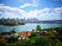 Sydney Water View Fotos de archivo libres de regalías