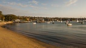 Sydney Watsons Bay Imágenes de archivo libres de regalías