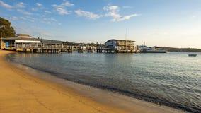 Sydney Watsons Bay Imagenes de archivo