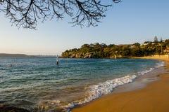 Sydney Watsons Bay. The rugged coast line of the Gap, Sydney Harbour South Head, Sydney, Australia Royalty Free Stock Image