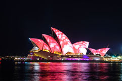 Sydney Żywy przedstawienie Obraz Stock