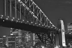 SydneyHarbourBridge Royalty Free Stock Photography