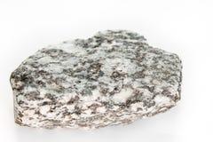 Syenit - ein plutonischer Felsen Stockfotografie