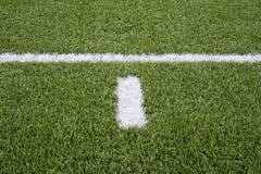 Sygnał na boisku piłkarskim Zdjęcie Stock