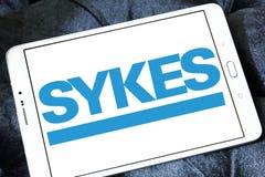 Sykes Enterprises-Logo Lizenzfreie Stockfotos