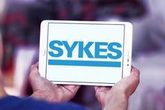 Sykes Enterprises-Logo Lizenzfreies Stockfoto