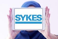 Sykes Enterprises-Logo Stockbild