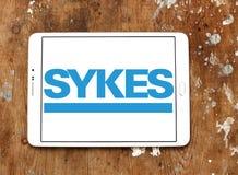 Sykes Enterprises-Logo Lizenzfreie Stockbilder