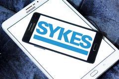 Sykes Enterprises-Logo Stockfotos