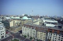 Sykline Berlin Zdjęcia Stock