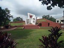 Sylhet Sohid minar Стоковое Фото