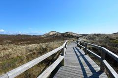 Free Sylt Beach Wooden Bridge Stock Images - 53505174