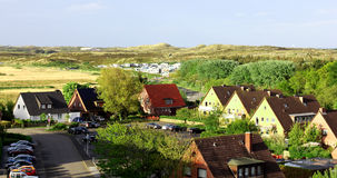 Sylt Westerland Stock Photo