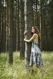 Sylten fostrar naturen arkivfoto