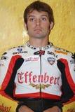 Sylvain Guintoli - Ducati1098R - Effenbert Freiheit Stockbild
