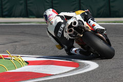 Sylvain Guintoli - Ducati1098R - Effenbert Liberty Royalty Free Stock Image