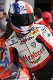 Sylvain Guintoli - Ducati1098R - Effenbert Liberty Stock Image