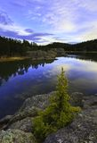 Sylvan lake Royalty Free Stock Photo
