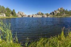 sylvan lake arkivfoto