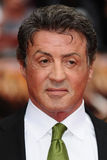 Sylvester Stallone. Arriving for the UK Premiere of The Expendables 2 at the Empire Cinema in, Leicester Square, London. 13/08/2012 Picture by: Steve Vas / Royalty Free Stock Image
