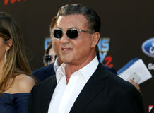Sylvester Stallone Image stock