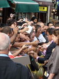 Sylvester Stallone At The Expendables Premiere Royalty Free Stock Photos
