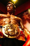 Sylvester Stallone jako Skalisty balboa Obraz Royalty Free