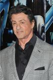 Sylvester Stallone. At the premiere of the HBO Documentary 'His Way', about legendary film producer & manager Jerry Weintraub, at Paramount Studios, Hollywood Royalty Free Stock Photos