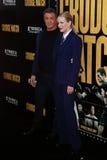 Sylvester Stallone, Kim Basinger Stock Photo