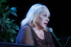 Sylvia Browne. LINCOLN, CA - January 17: Psychic Sylvia Browne performs at Thunder Valley Casino Resort in Lincoln, California on January 17, 2013 Stock Photos
