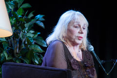 Sylvia Browne. LINCOLN, CA - January 17: Psychic Sylvia Browne performs at Thunder Valley Casino Resort in Lincoln, California on January 17, 2013 Stock Photo