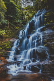 Sylvia Falls, blaue Berge, Australien Stockfoto
