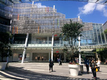 Sylvia Park Shopping Centre Auckland Nya Zeeland Royaltyfria Bilder