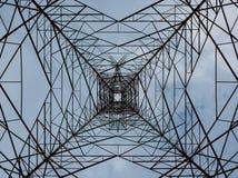 Symétrie de pouvoir Photographie stock
