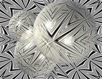 Symétrie gênée illustration de vecteur