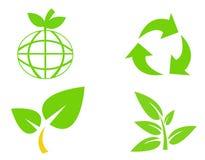 Sym ambiental de la conservación Foto de archivo libre de regalías