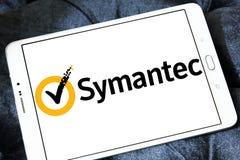 Symantec-Firmenlogo Lizenzfreies Stockfoto