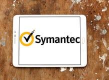 Symantec firmy logo Zdjęcia Stock