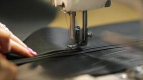 Symaskin för att sy lager videofilmer