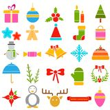 Symbol Święci boże narodzenia Zdjęcie Stock