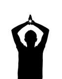 Symbol. Star in hands. Element Of design Stock Photos
