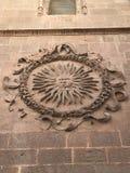 Symbol of the Almeria. Almerian pride and notion Stock Image